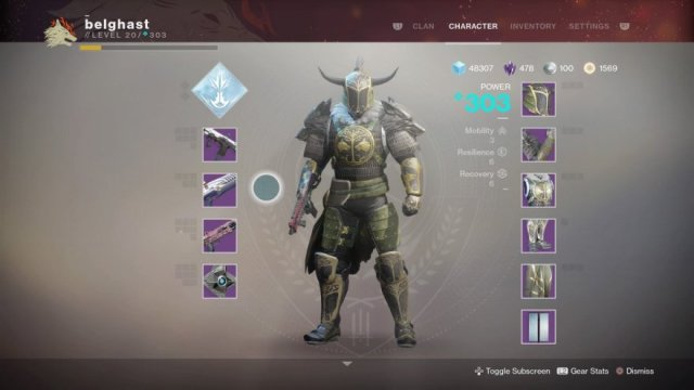 Iron Banner Issues