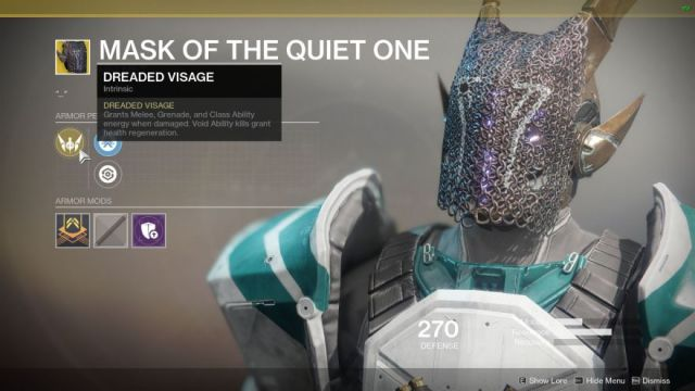 Xur Week Eight: 11/3/17