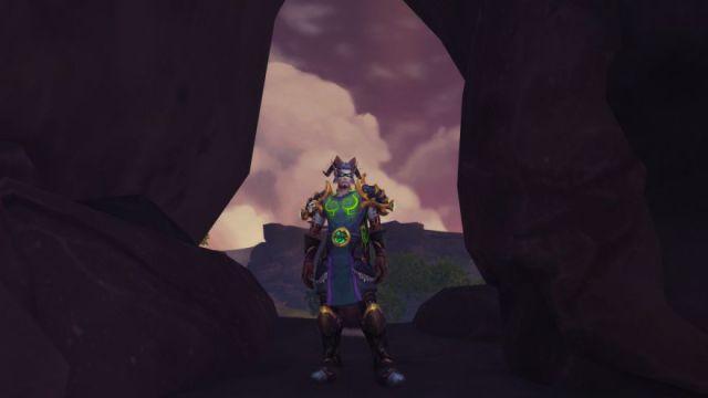 Abandoning Warrior