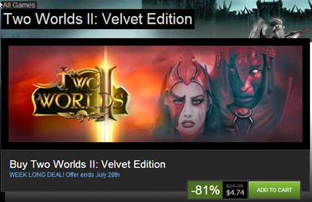 2014-07-22 06_07_13-Save 81% on Two Worlds II_ Velvet Edition on Steam