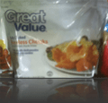 Wal-mart brand Chicken Chunks
