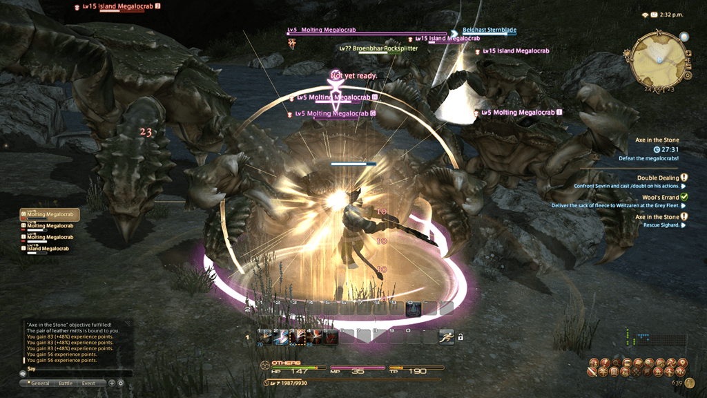 Goodbye Chocobo – Tales of the Aggronaut