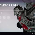 War Numen's Fist - 303