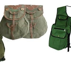 Bags, Vest & Jackets