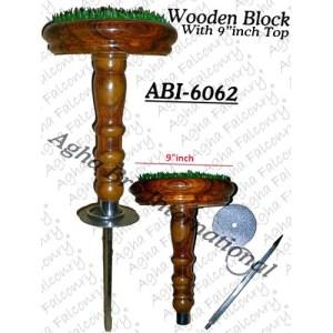 """9""""inch Top Wooden Detachable Block (ABI-6062)"""