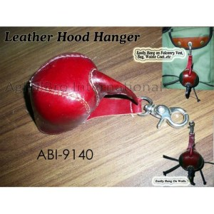 Leather Hood Hanger (ABI-9140)