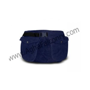 Falconry Blue Cordura Belt Vest (ABI-8400)