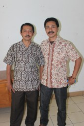 Foto bersama Bapak Andy Malarangeng KW2