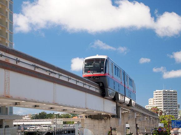 ゆいレール 沖縄都市モノレール