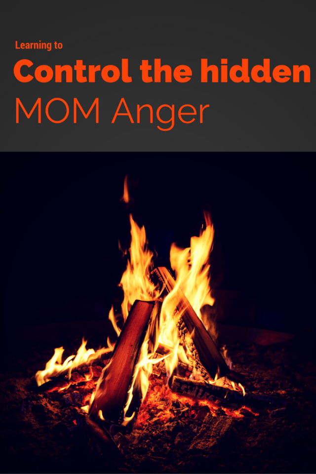 Learning to control the hidden Mom Anger