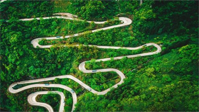 The Winding Road of Change
