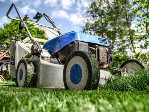 green waste for national garden month