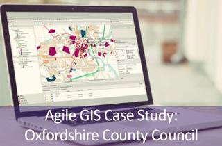oxfordshire county council case study agile gis