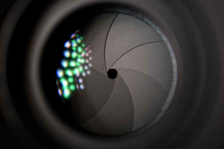 aperture art blur camera