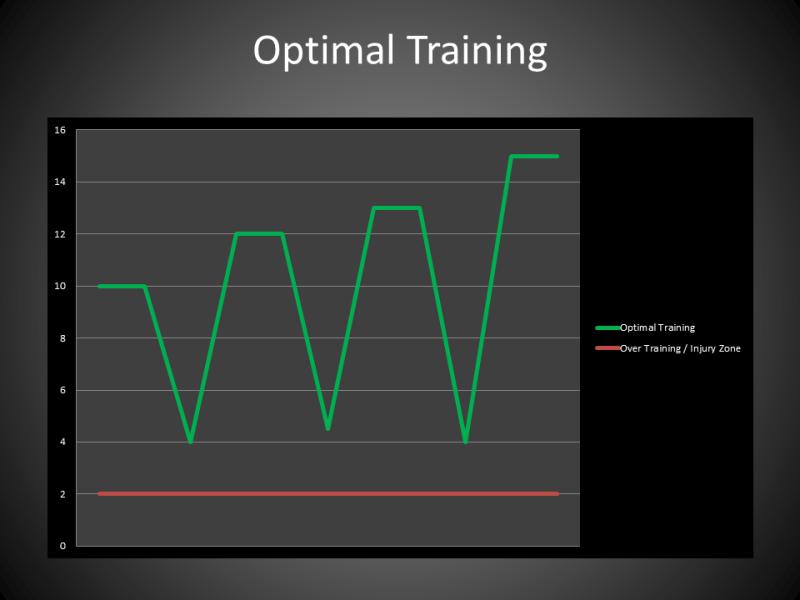 Optimal Training Diagram