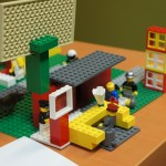 Retrospective and Creativity with LEGO Serious Play (5/6)