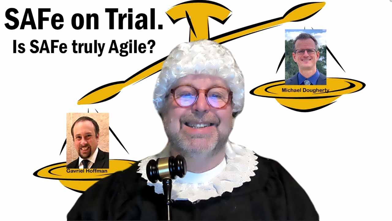 Scaled Agile with Steve Moubray, Michael Dougherty and Gavriel Hoffman