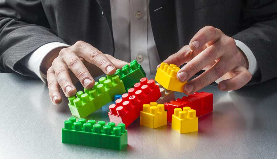 curso de formacion en lego serious play metodologia LSP