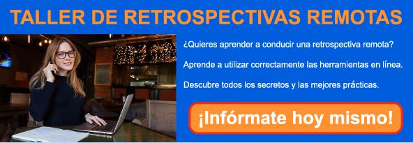 Informate taller retrospectivas remotas