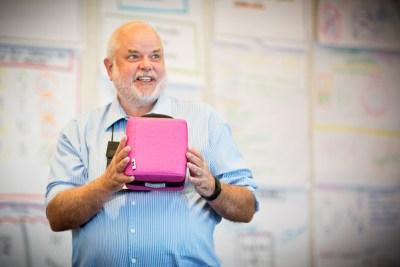Bob Hartman Teaching