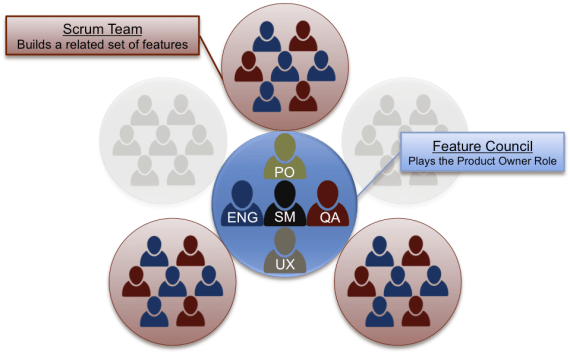 typical adobe team structure