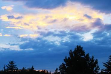 Bathurst at Sunset