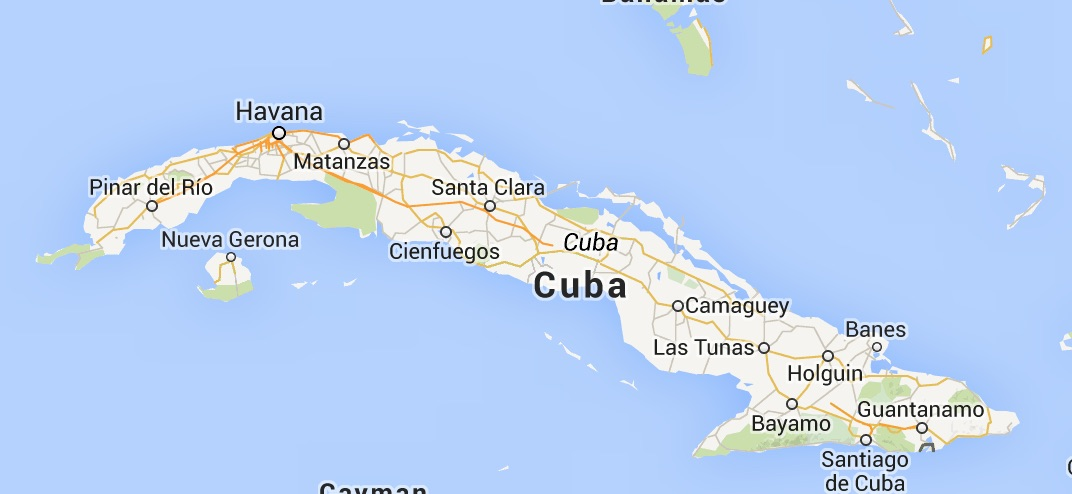 Pastor Matt Going on a Mission Trip to Cuba!