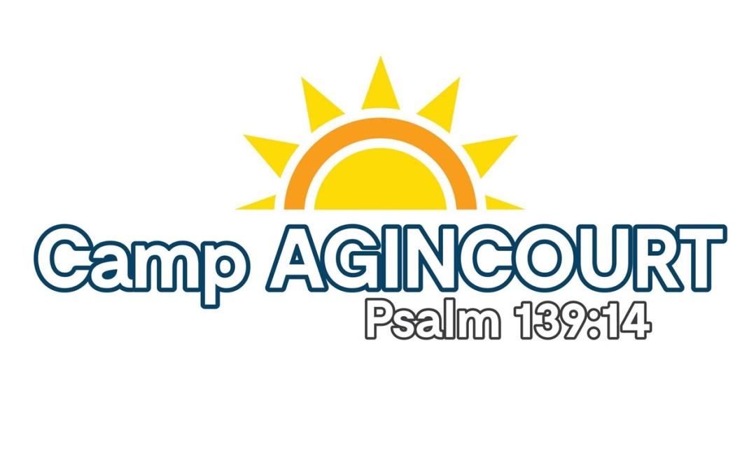 2016 Summer Volunteers Needed at Agincourt Baptist Church
