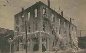 masonic lodge fire 1912