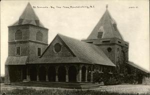 St. Simon's-By-The-Sea Mantoloking, NJ