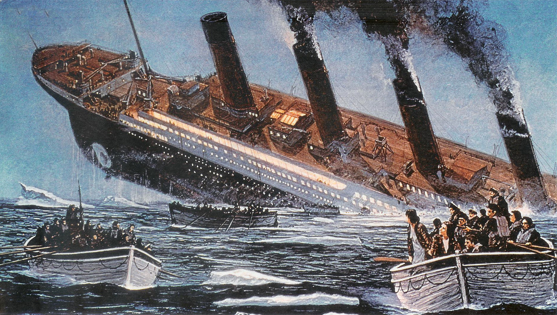 Arranging Deck Chairs On The Titanic Welcome To
