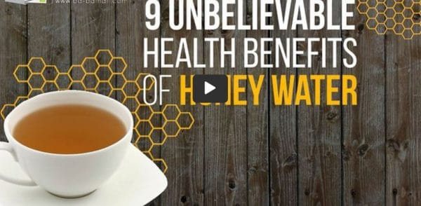Honey Water: 9 Incredible Benefits