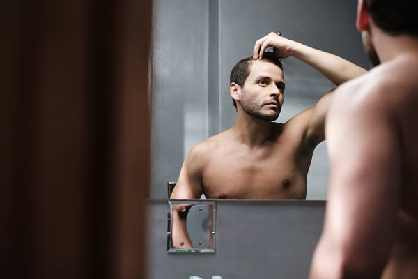 Tips To Treat Thinning Hair On Men