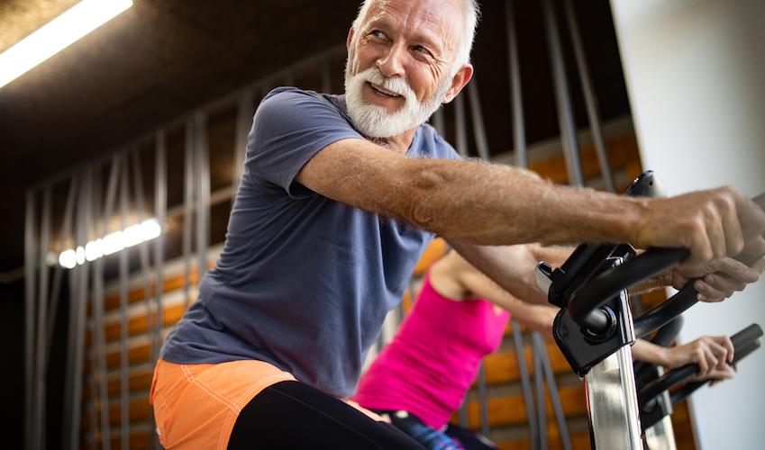 Helping Seniors Face Their Fears
