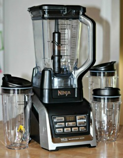 Nutri Ninja/Ninja Blender with Auto IQ