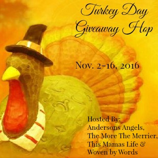 Turkey Day Giveaway Hop