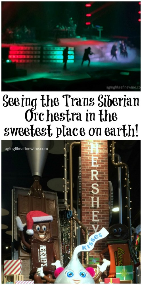 Trans Siberian Orchestra in Hershey, PA.