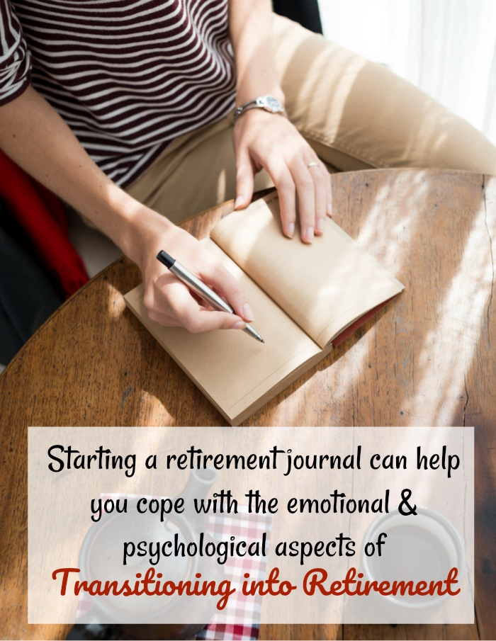 Transitioning into Retirement