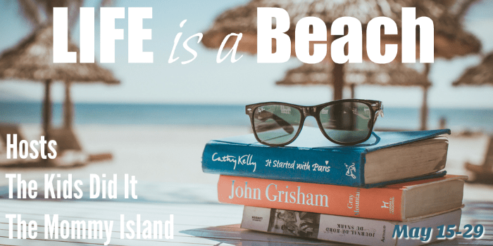 Life is a Beach giveaway