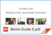 AARP Guide to Building Livable, Age-Friendly Communities