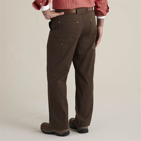 Duluth Trading DuluthFlex Fire Hose Carpenter Pants