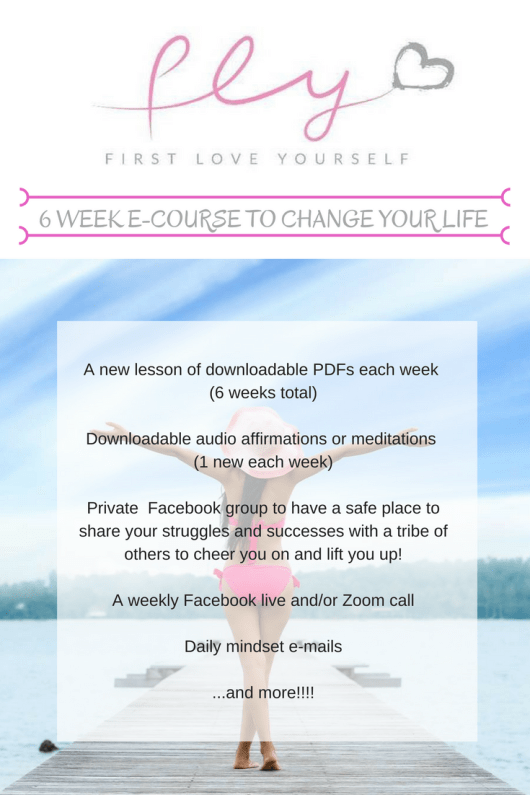 First Love Yourself ecourse