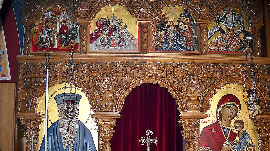 Να έχετε ευλάβεια σε όλους τους Αγίους της Εκκλησίας, και περισσότερο στη Δέσποινα Μαρία. Άγιος Πατροκοσμάς