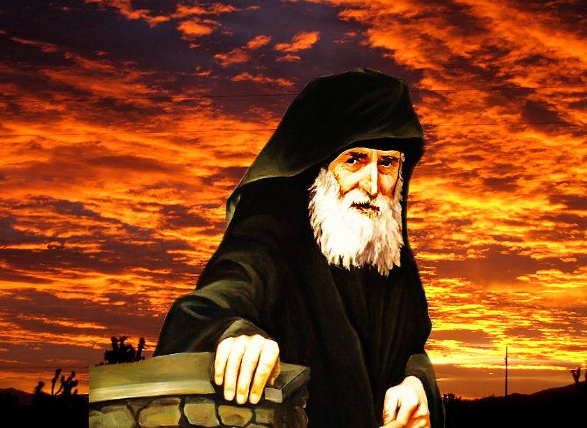 """Άγιος Παίσιος: """"Θα γίνουν έτσι τα πράγματα, πού δεν θα στενοχωριέται κανείς για την ταλαιπωρία πού θα περνάνε"""""""
