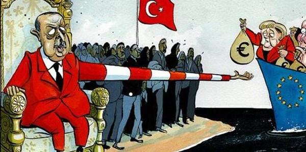 Οι Τούρκοι εκ των παροιμιών του ελληνικού λαού