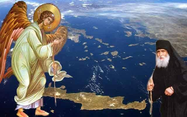 """Άγιος Παΐσιος ο Αγιορείτης: Λόγοι από το βιβλίο """"Πνευματική αφύπνιση"""""""
