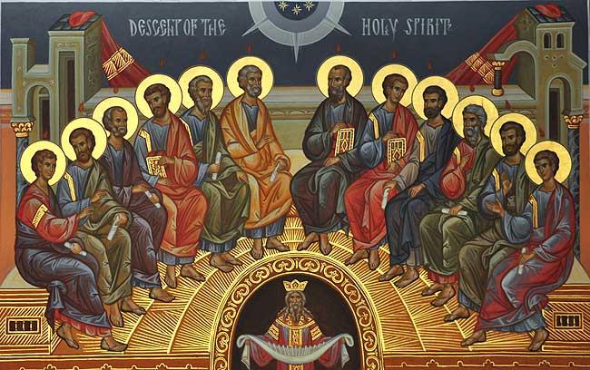 H Ορθόδοξη Εκκλησία ως διαρκής Πεντηκοστής