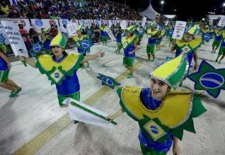 agapan no carnaval de porto alegre