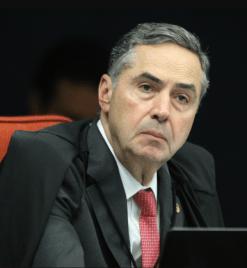 Ministro Barroso/STF