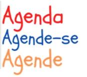 Os eventos de hoje e dos próximos dias na Agenda do AgirAzul